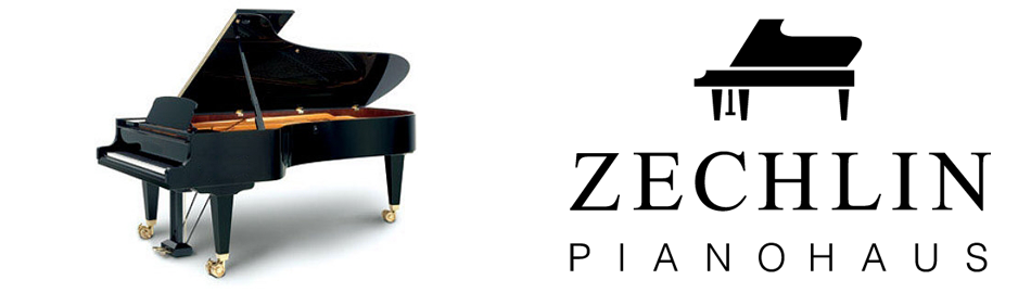 Pianohaus Zechlin in Ahrensburg near Hamburg. Uprights and Grands pre-owned used